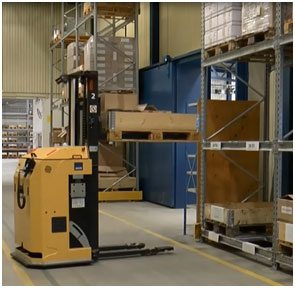 Automated Guided Vehicles (AGV's)