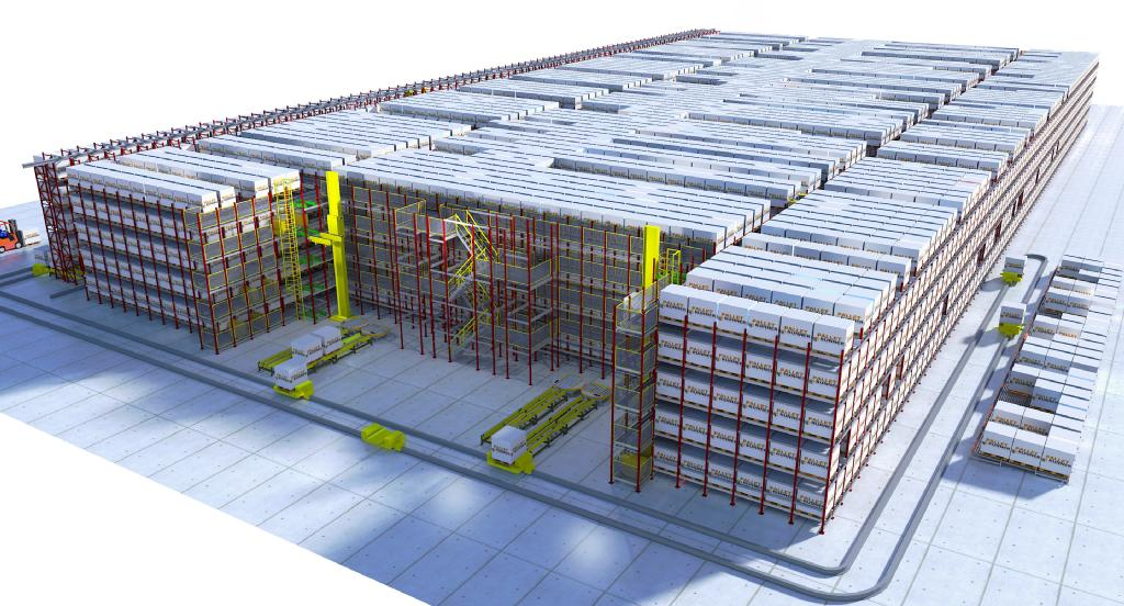 Smarter Automated Solutions Warehouse